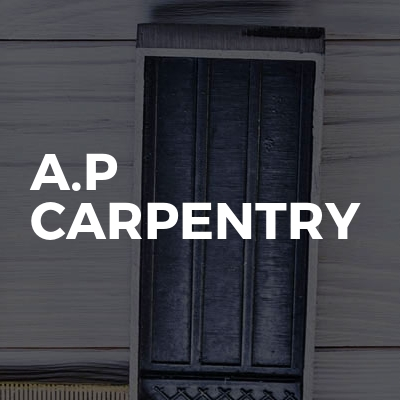 A.P Carpentry