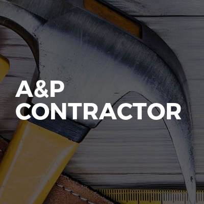 A&P Contractor