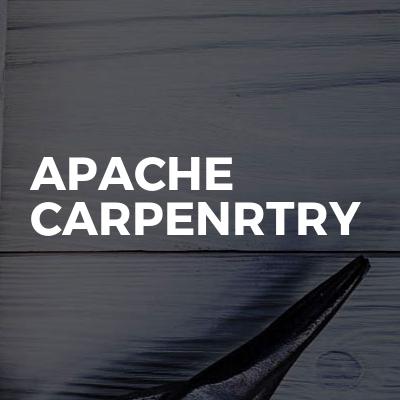 Apache Carpenrtry