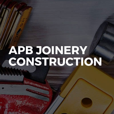 Apb Joinery Construction