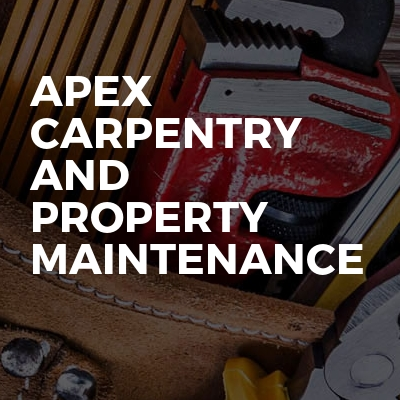 Apex carpentry and property maintenance