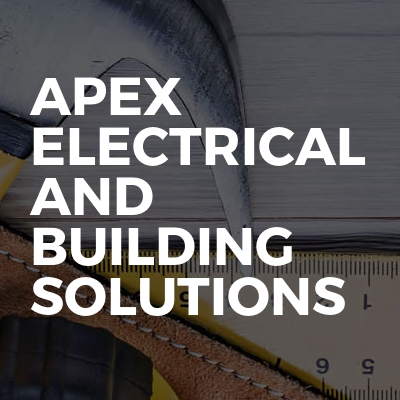 Apex Electrical And Building Solutions