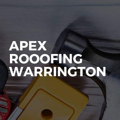 Apex Rooofing Warrington