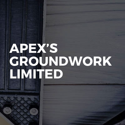 APEX'S Groundwork Limited
