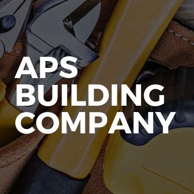 APS BUILDING COMPANY