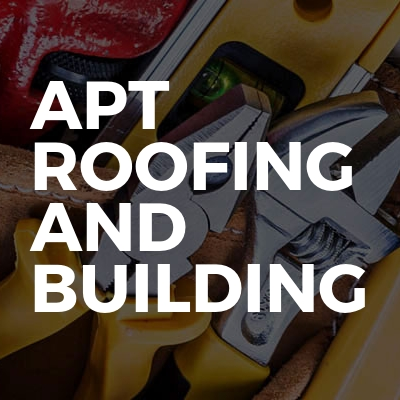 Apt roofing and building