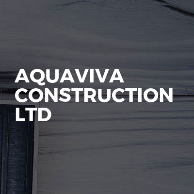 Aquaviva Construction Ltd