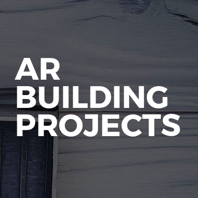 AR Building Projects