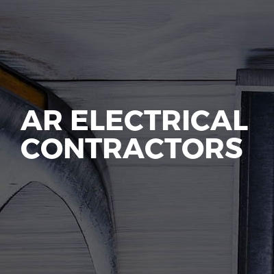 AR Electrical Contractors