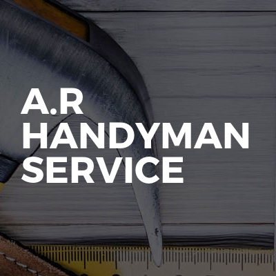 A.R Handyman Service