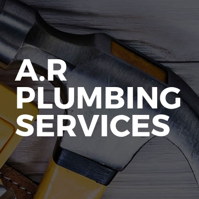 A.R Plumbing Services
