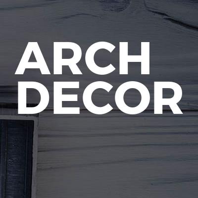 Arch Decor