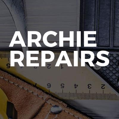 Archie Repairs