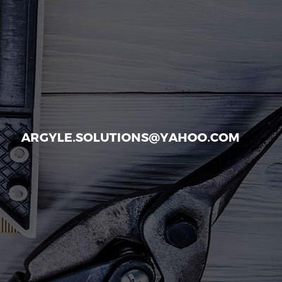Argyle.solutions@yahoo.com