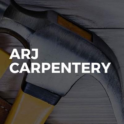 ARJ Carpentery