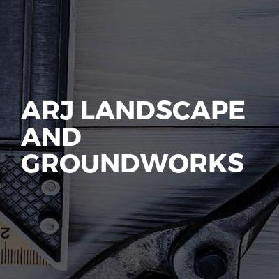ARJ landscape and groundworks