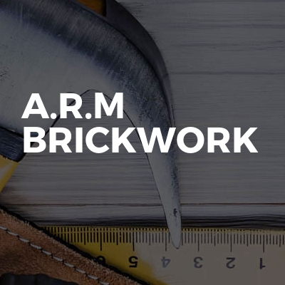 A.R.M BRICKWORK