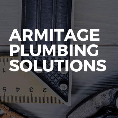 Armitage plumbing solutions