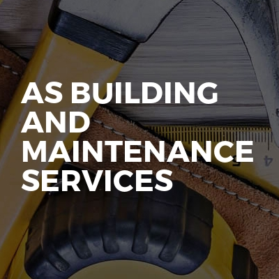 AS Building And Maintenance Services