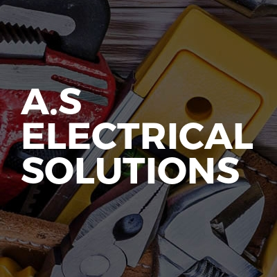 A.S Electrical Solutions
