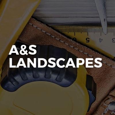 A&S Landscapes