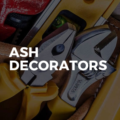 Ash Decorators