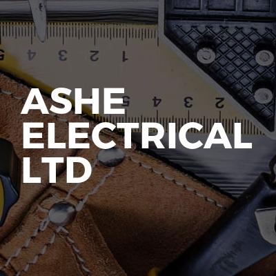 Ashe Electrical Ltd
