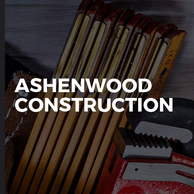 Ashenwood Construction