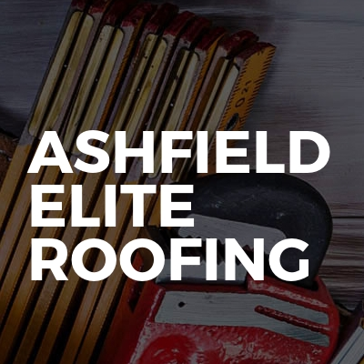 Ashfield elite roofing