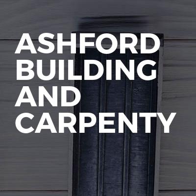 Ashford Building And Carpenty