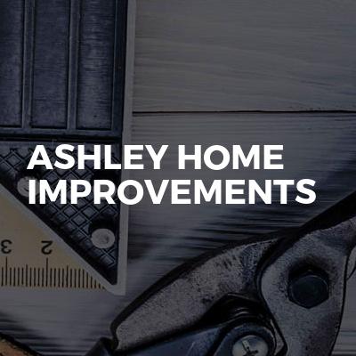 Ashley home improvements