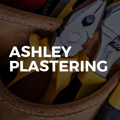 Ashley plastering