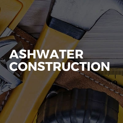 Ashwater Construction