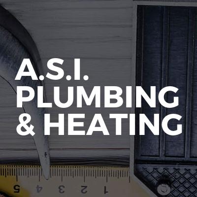 A.S.I. Plumbing & Heating