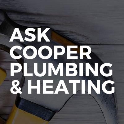 Ask Cooper Plumbing & Heating