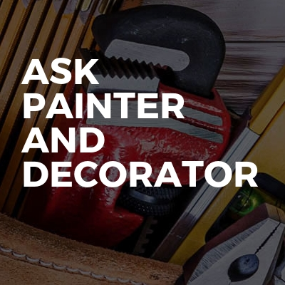 ASK painter and decorator
