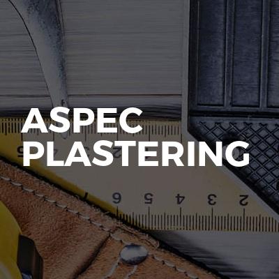 Aspec Plastering