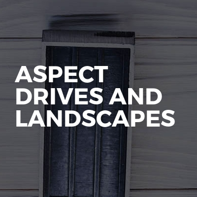 Aspect drives and landscapes