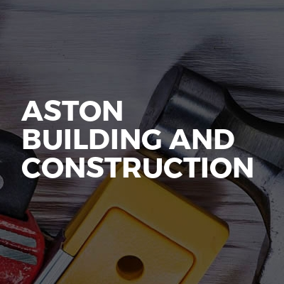 aston building and construction