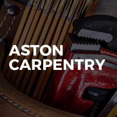Aston Carpentry