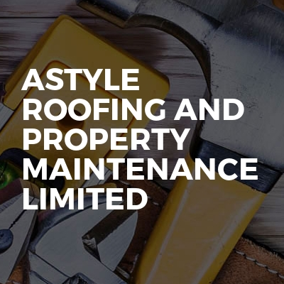 Astyle Roofing And Property Maintenance Limited