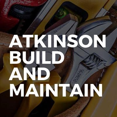 Atkinson Build And Maintain