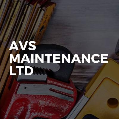 Avs Maintenance Ltd
