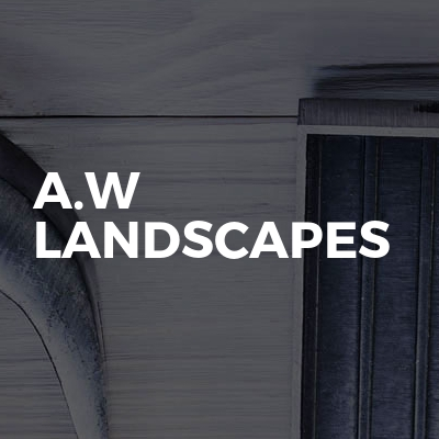 A.w Landscapes