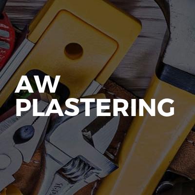 AW plastering