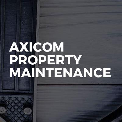 Axicom Property Maintenance