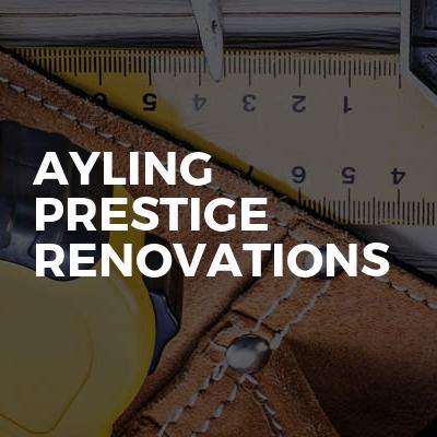 Ayling prestige renovations