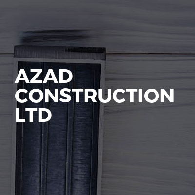 Azad construction ltd