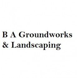 B A Groundworks & Landscaping