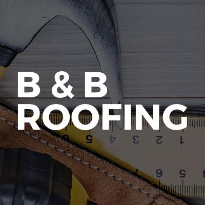 B & B Roofing